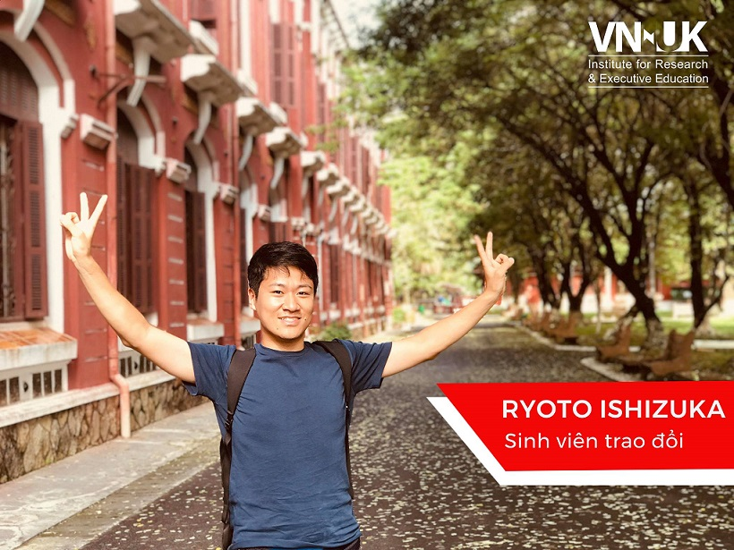 Chuyện chỉ Ryoto kể bạn mới biết