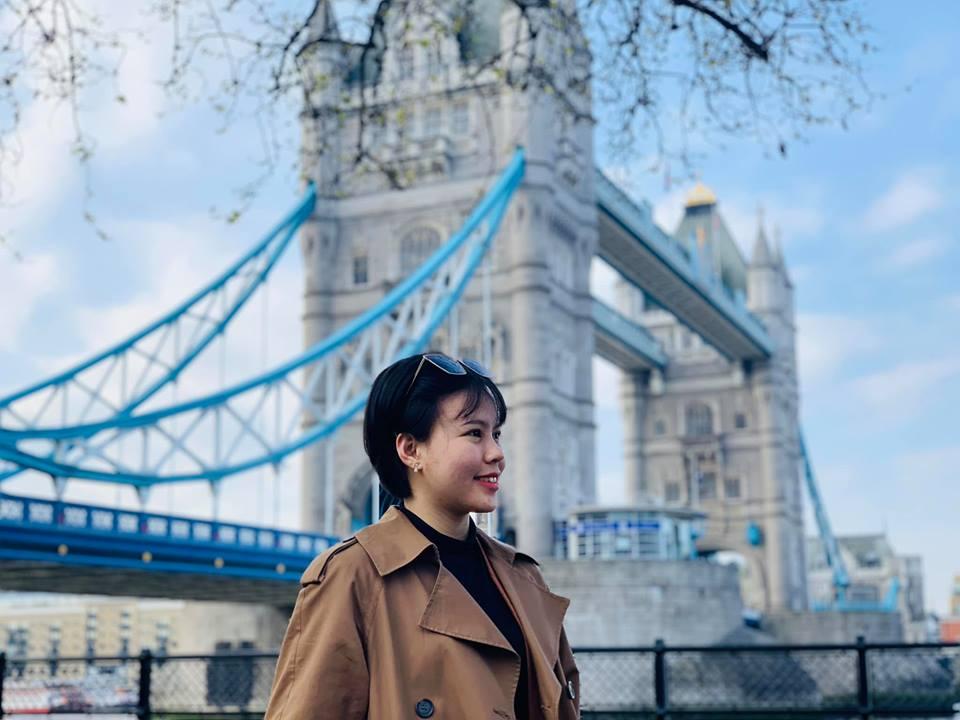 Cùng sinh viên VNUK khám phá vẻ đẹp mùa thu nước Anh
