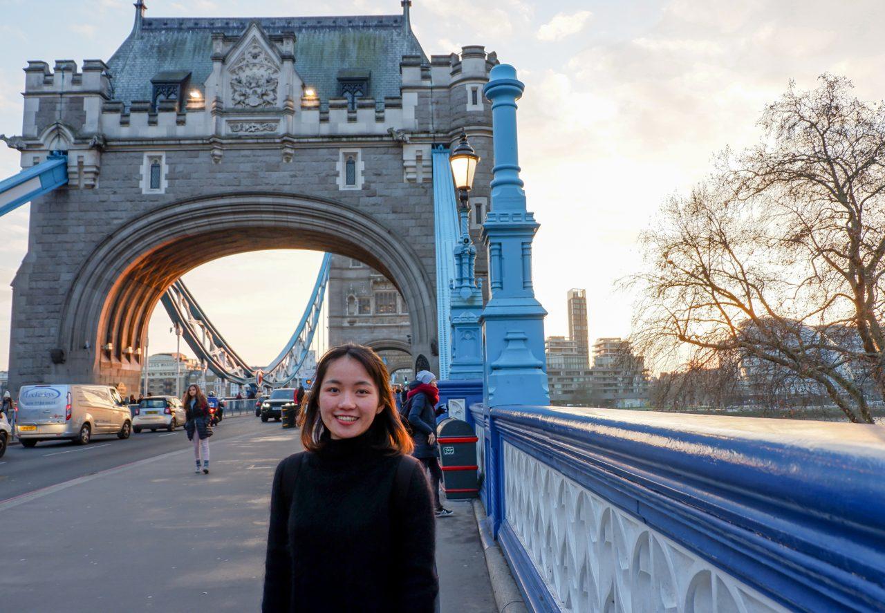 Thư gửi các em học sinh lớp 12 từ chị Kim Anh, sinh viên nhận học bổng của tập đoàn TATE & LYLE